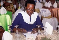 Uganda Revenue Authority Staff Party